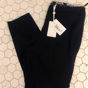 Ted Baker London black slacks size 4 straight leg